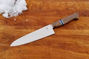 custom chef knife