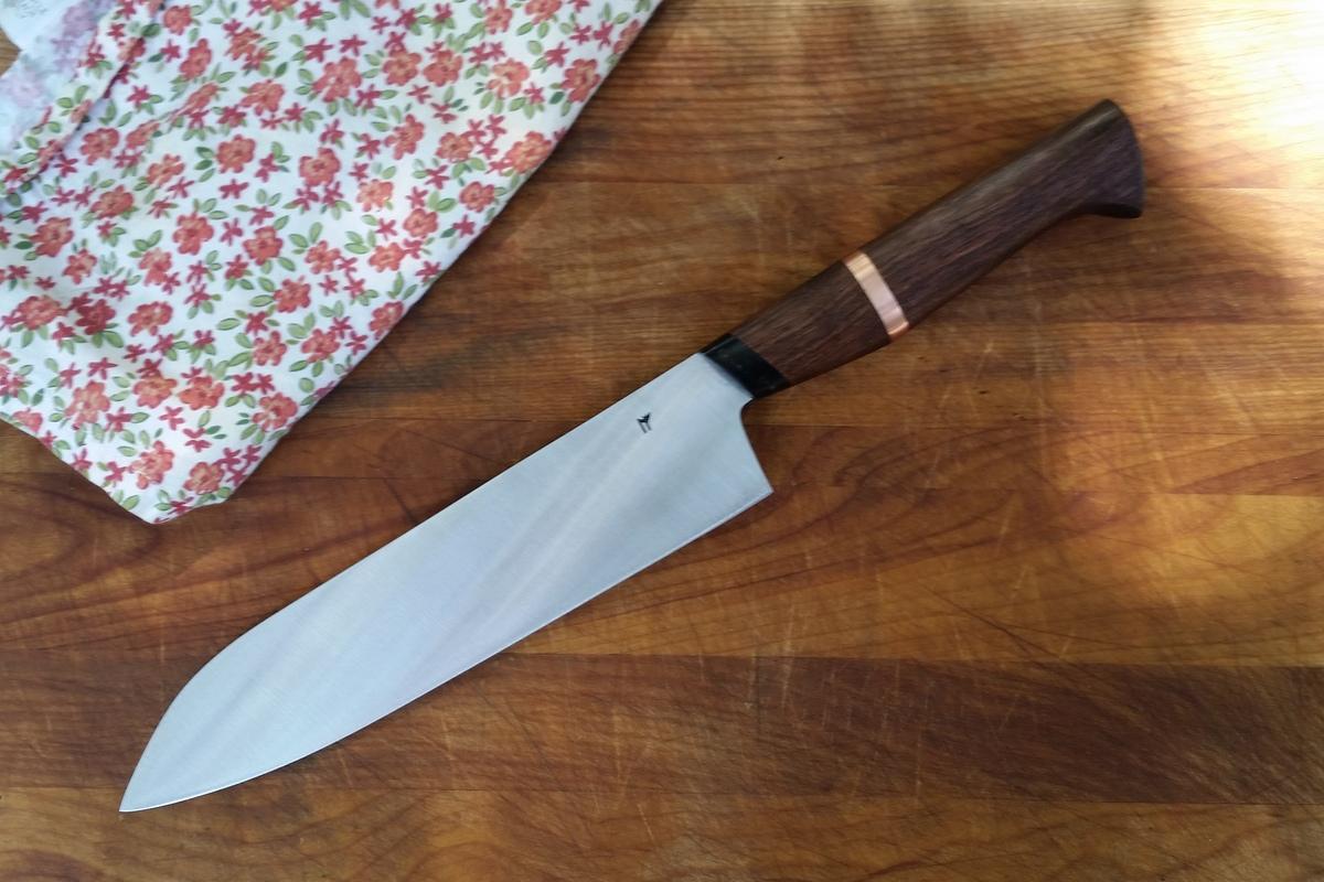 handmade chef knife