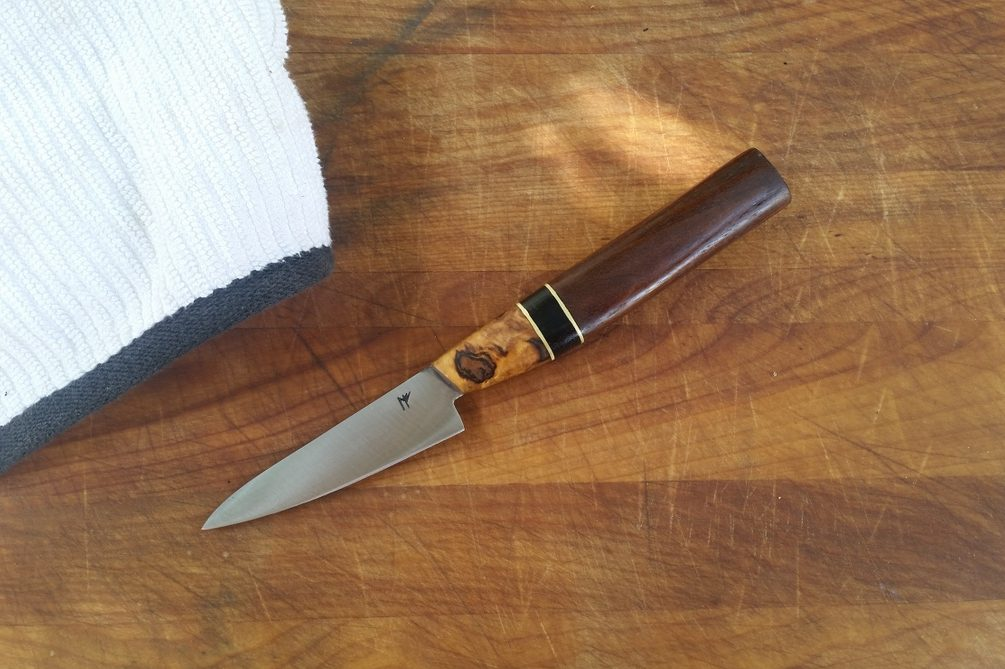 handmade kitchen knife